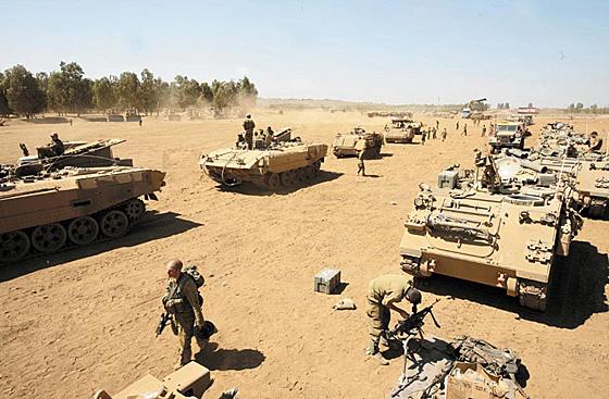 Израильская армия. Часть 2. Если начнется война