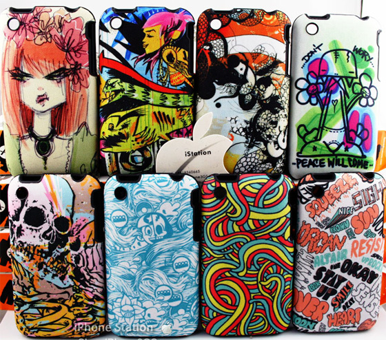 Speck Fitted Artsprojekt чехлы для iPhone 3GS